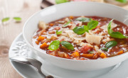Vegetable Soup Candida Diet Recipe